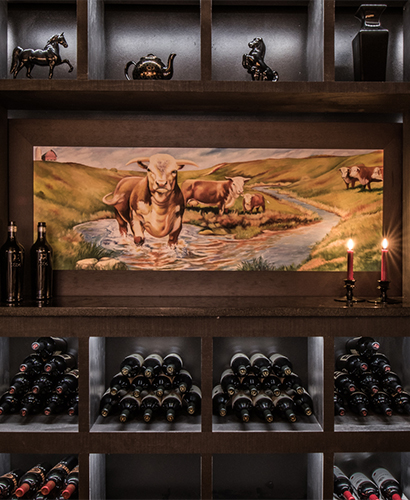 The Wine Cellar at The Barn